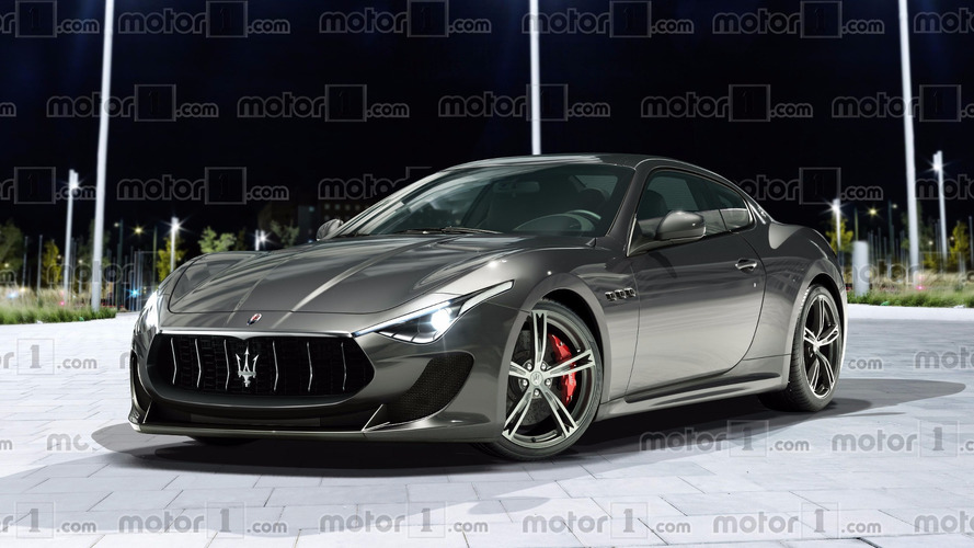 2018 Maserati GranTurismo render predicts a beautiful future