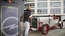 L'Opel Adam donne ses organes à la Loryc Electric Speedster