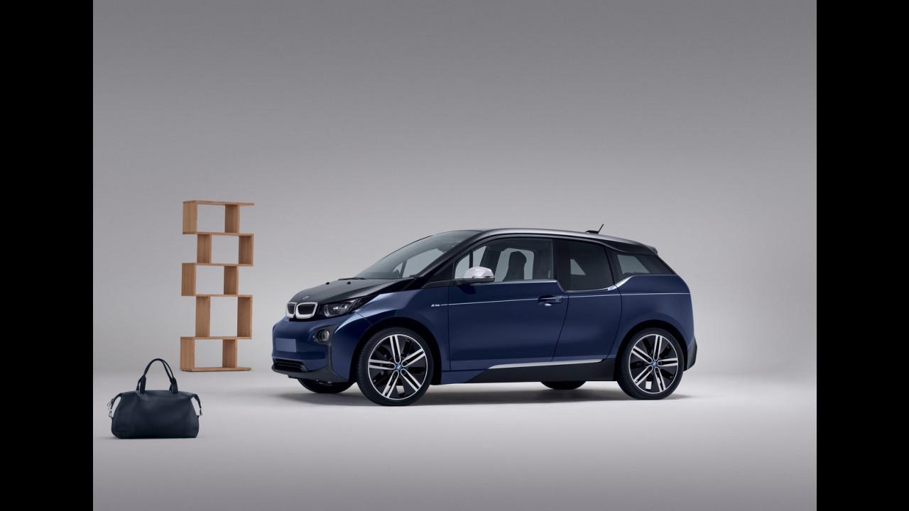 BMW i3 Mr Porter