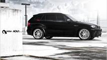 BMW X3 with ADV.1 wheels, 1024, 23.12.2011