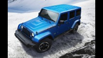 Jeep Wrangler Polar Edition