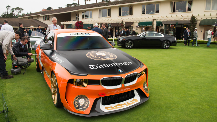 Pebble Beach 2016 - Les photos des showcars du Concept Lawn