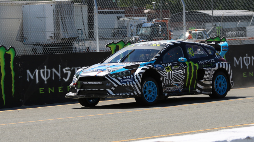 Ken Block to return to Top Gear in latest series