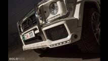 Brabus Mercedes-Benz B63S Widestar Dubai Police