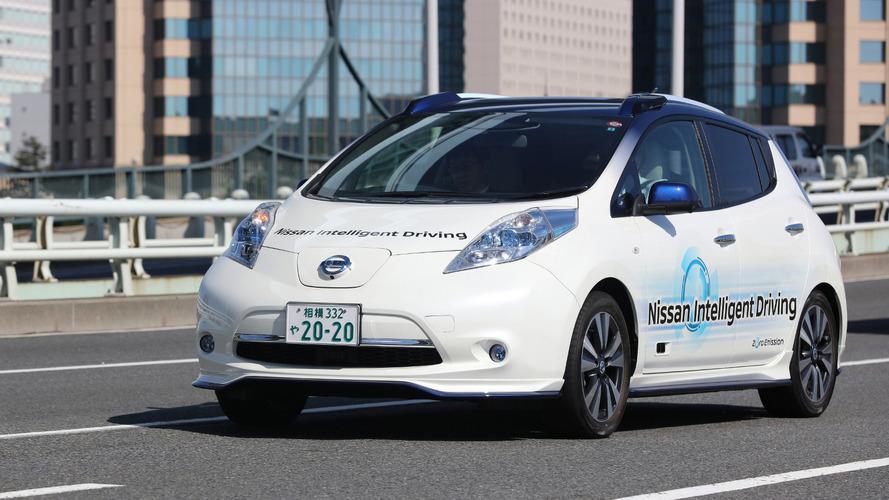 Otonom araçlar 2050'ye kadar Avrupa'ya 17 trilyon € kazandırabilir