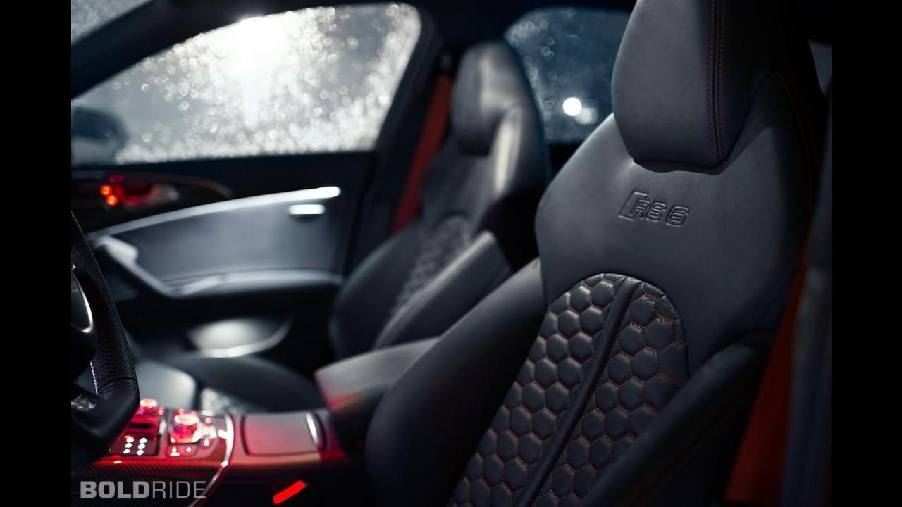 Jon Olsson Audi RS 6 Avant
