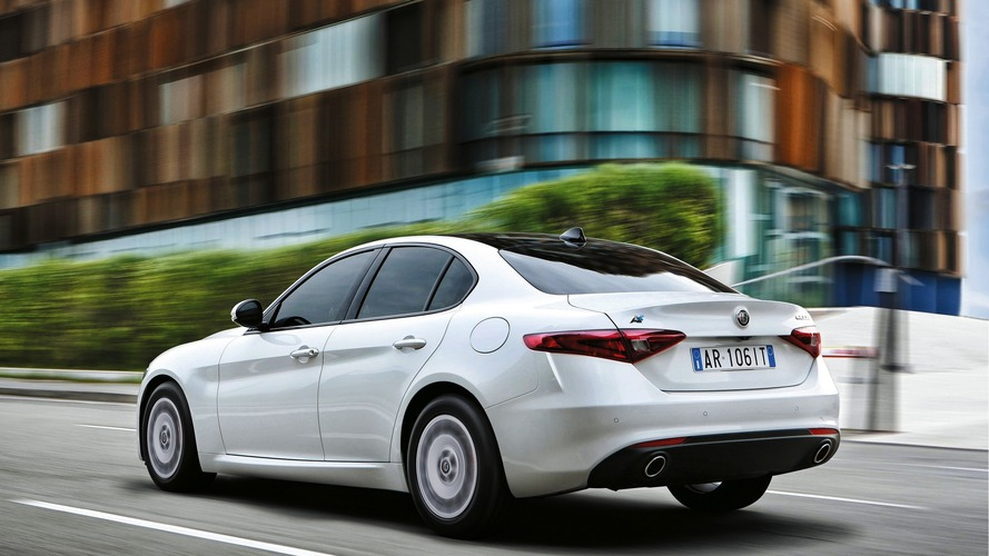 Alfa Romeo Giulia Advanced Efficiency