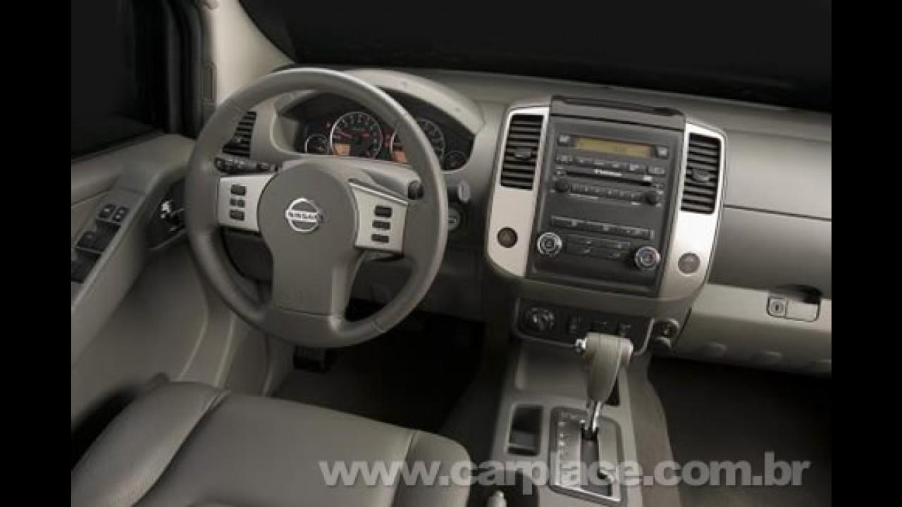 Linha 2009: Nissan Frontier e Nissan X-Terra recebem modificações nos E.U.A