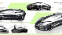 THX Sports Car Concept