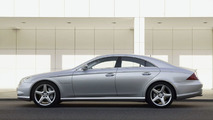 Mercedes-Benz CLS 55 AMG Makes North American Debut in L.A.