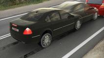 Bosch Predictive Brake Assist