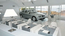 BMW 5 Series at Cannes Film Festival