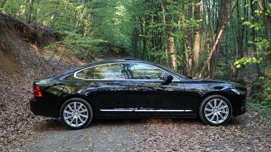 2017 Volvo S90 İncelemesi | Neden Almalı?