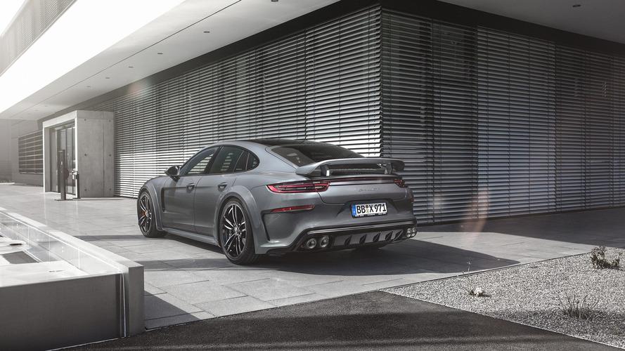 TechArt galvanise la nouvelle Porsche Panamera !