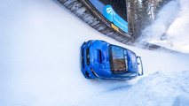 Subaru WRX STI Bobsled Run