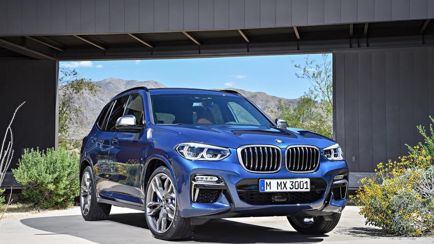 Novo BMW X3 custará entre R$ 309.950 e R$ 397.950 no Brasil