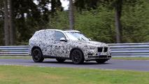 BMW X5 Nurburgring Casus Çekimler