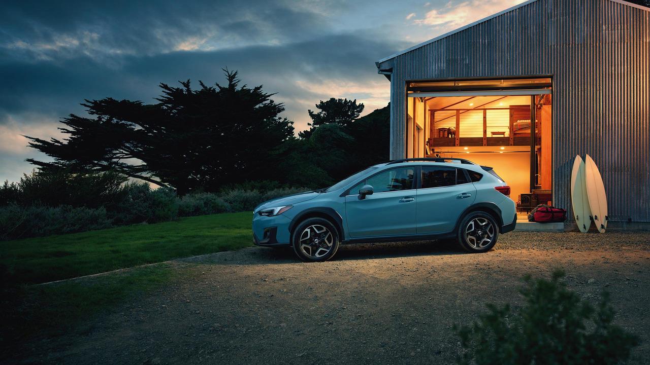 subaru ascent concept previews production car and driver autos post. Black Bedroom Furniture Sets. Home Design Ideas