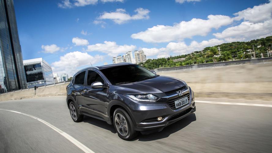 Honda HR-V, Jeep Compass e Hyundai Creta travam bela briga nas vendas de abril