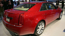 New Cadillac CTS Heading to Europe Late 2007