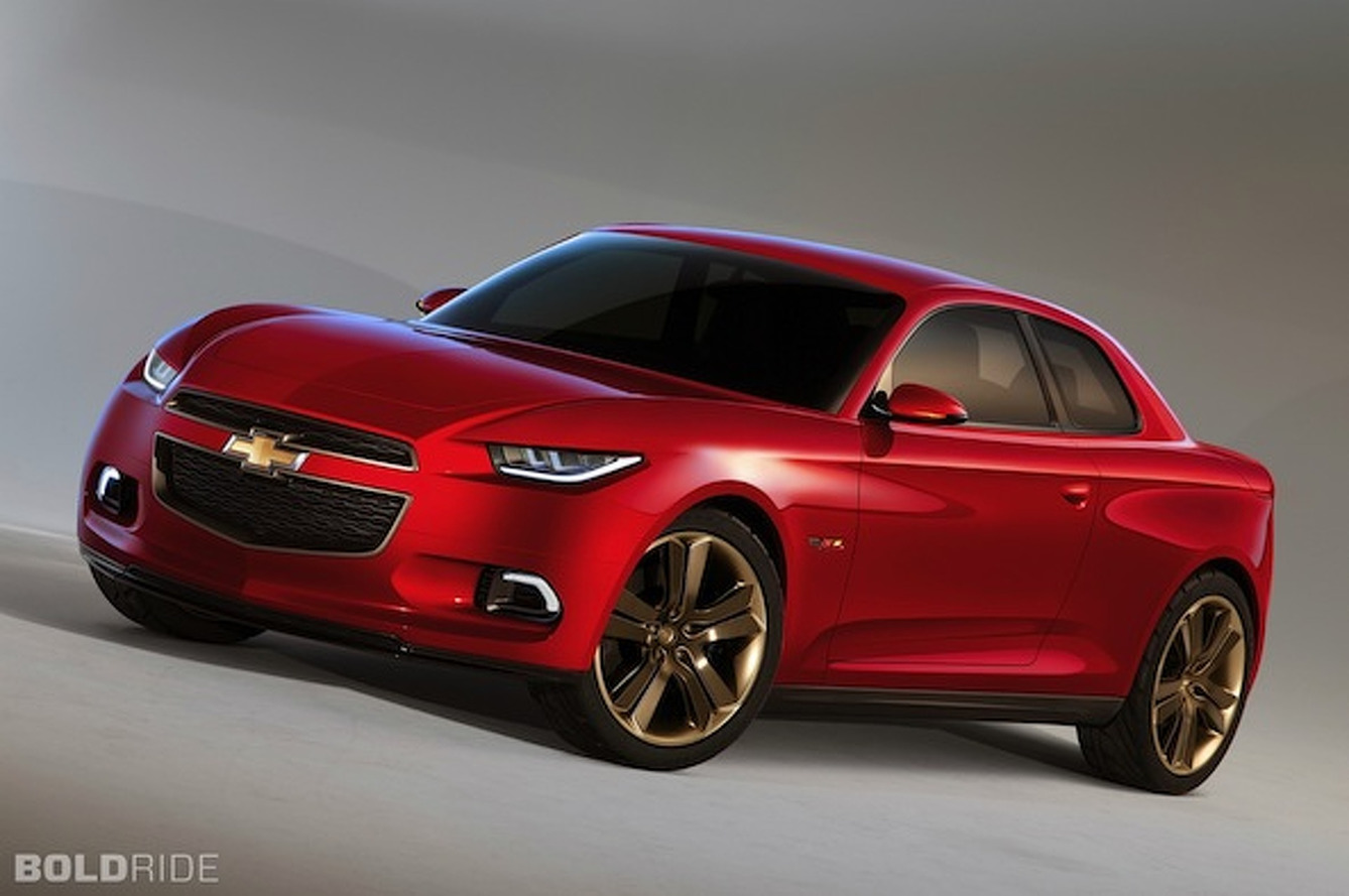 12 Cars of Christmas: Chevrolet Code 130R Concept