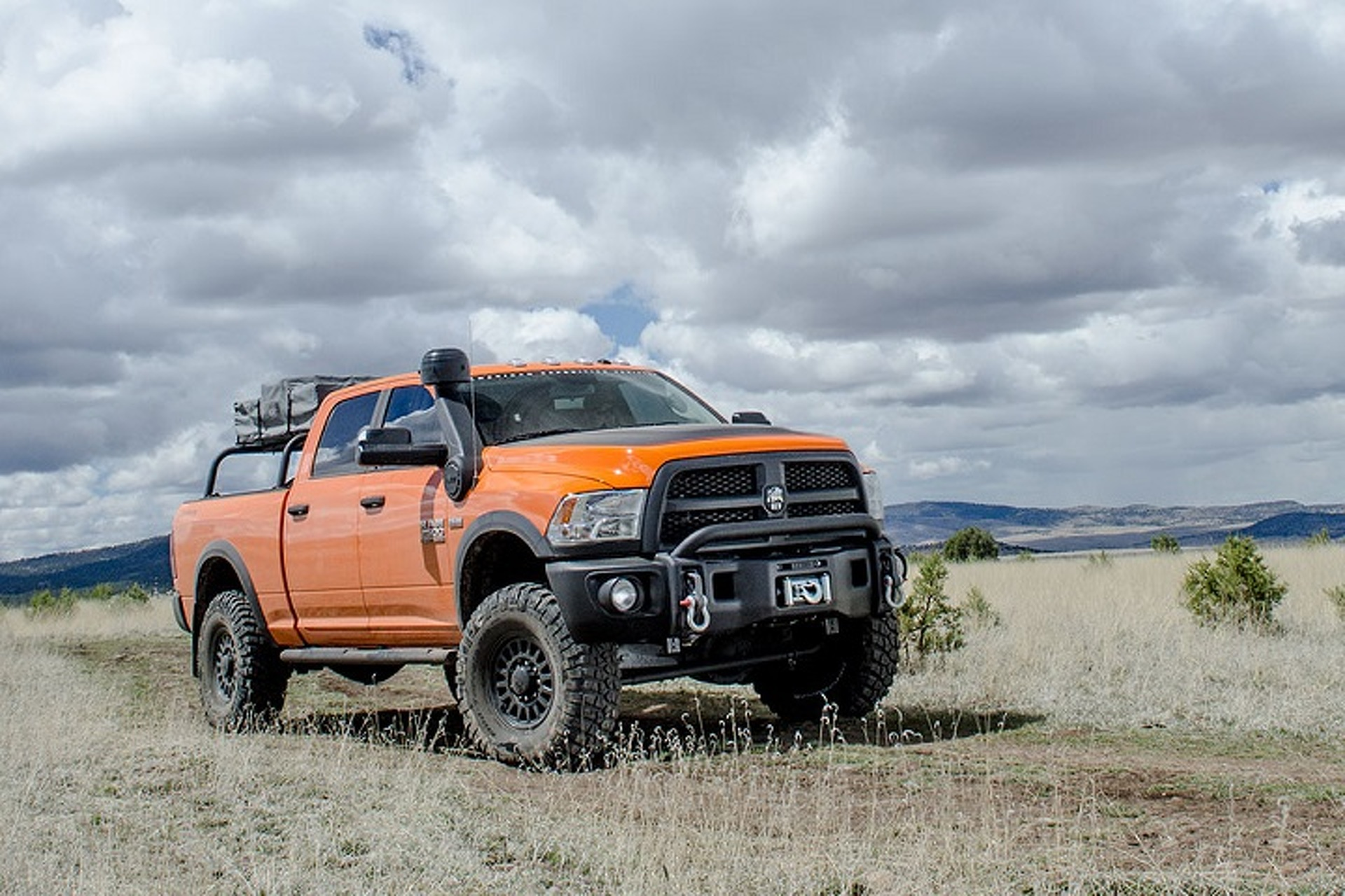 AEV Ram Prospector is an Off-Road Monster