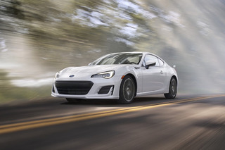2017 Subaru BRZ Gets Small Changes, Makes a Big Difference