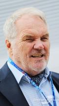 Patrick Head, Williams Director of Engineering