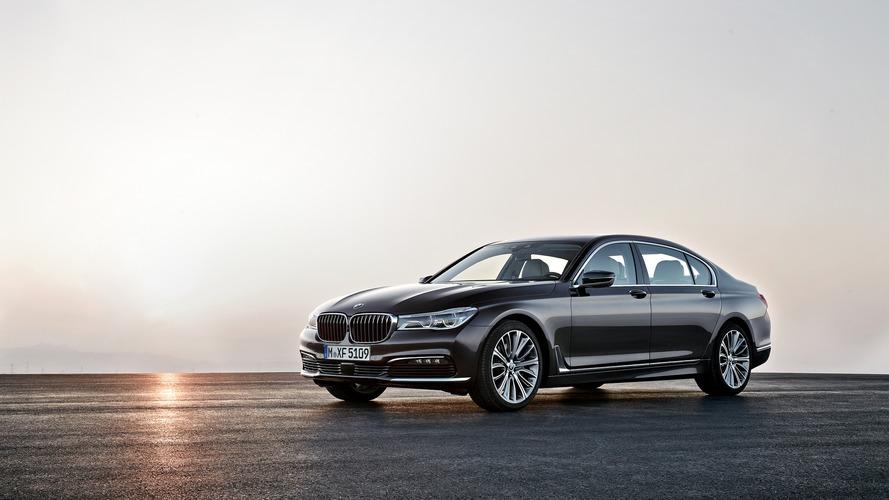 BMW 7 Serisi
