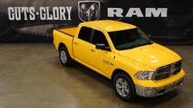 Ram 1500 Yellow Rose of Texas Edition