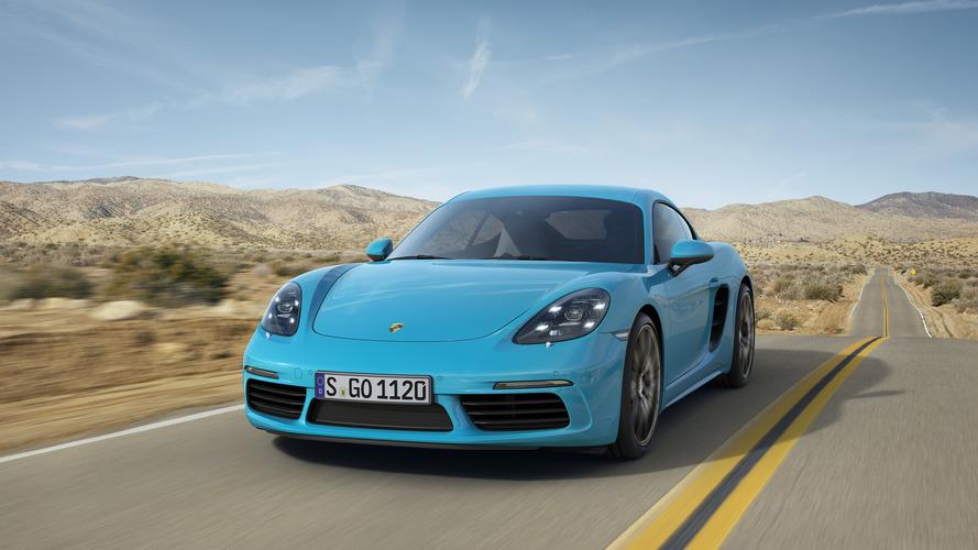 Porsche - Les 718 Cayman et Boxster moins puissants pour la Chine ?