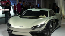 CH Auto Event concept arrives in Beijing with 400 bhp electric power