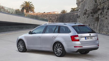 Skoda reveals range-topping Octavia Laurin & Klement