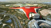 Ferrari Begins Construction of World First Theme Park in Abu Dhabi
