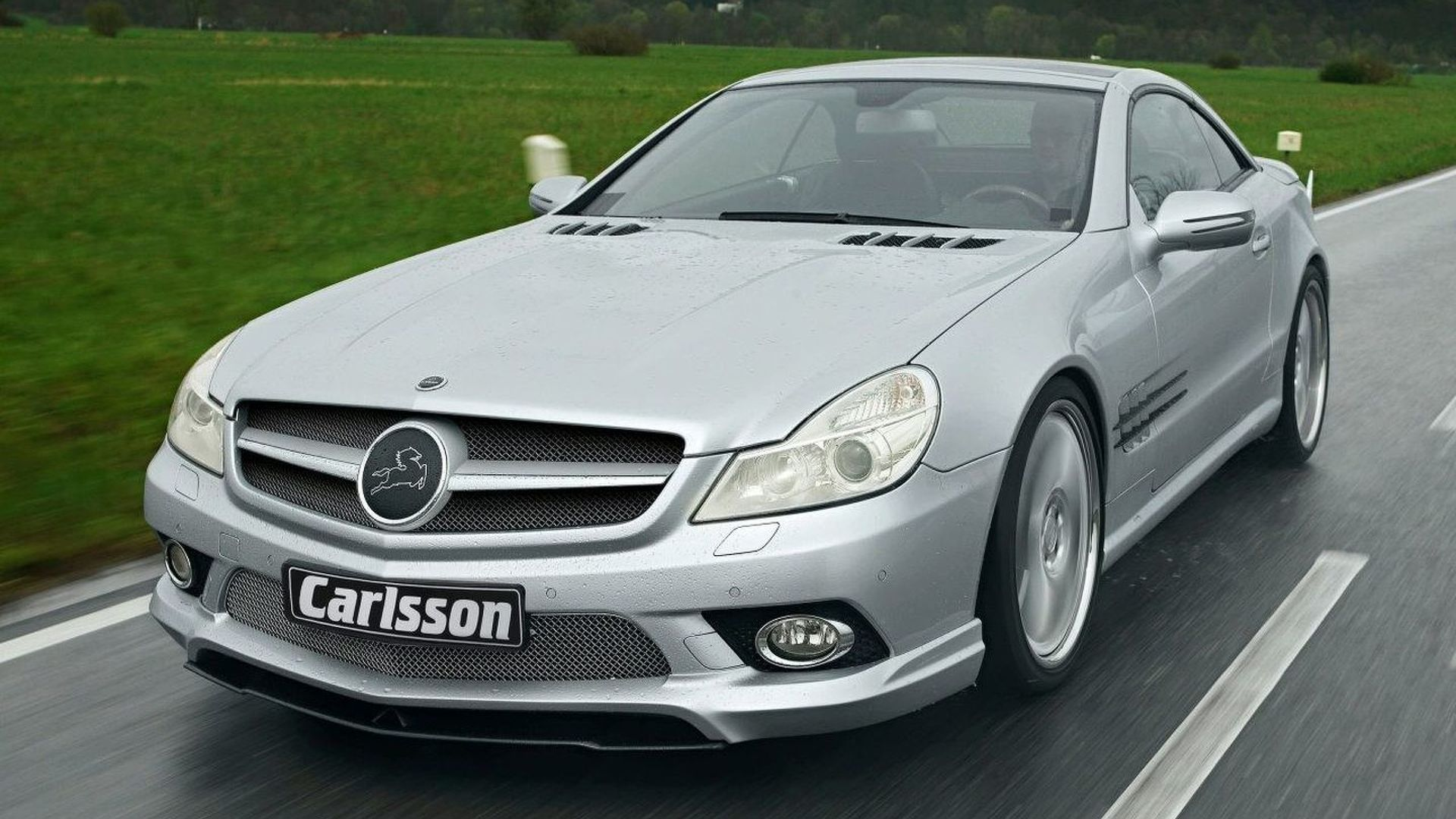 mercedes sl500 by carlsson. Black Bedroom Furniture Sets. Home Design Ideas