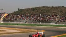Fernando Alonso (ESP), Ferrari F10 Testing, 03.02.2010 Valencia, Spain