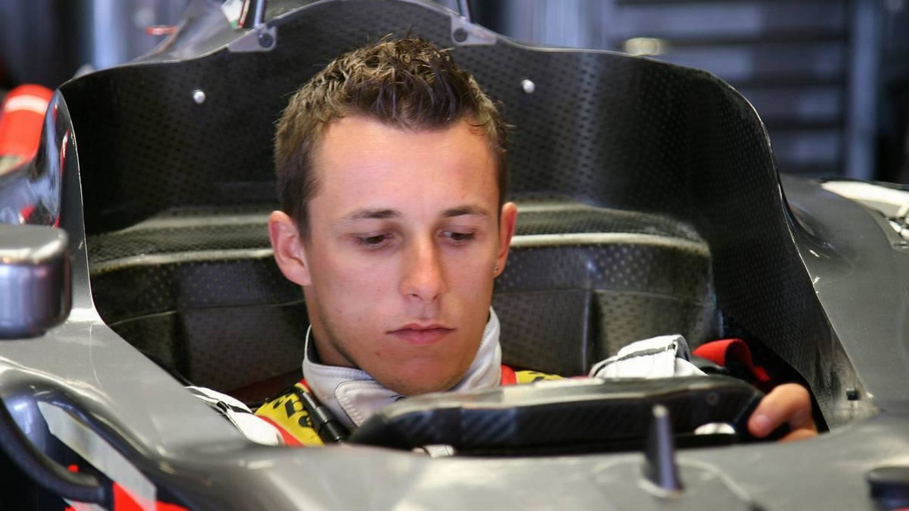 Christian Klien (AUT), test driver, Hispania Racing F1 Team, HRT, Spanish Grand Prix, 06.05.2010 Barcelona, Spain
