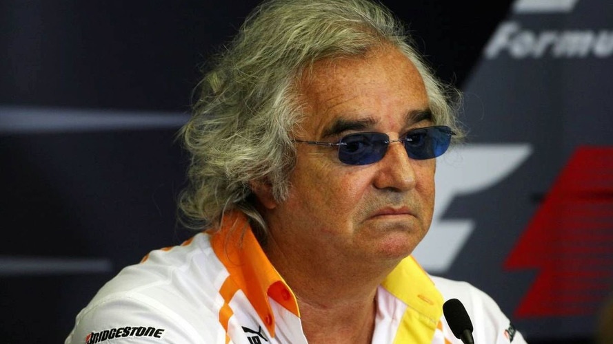 Paris court to hear Briatore appeal on Tuesday