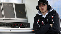 Robert Kubica (POL) - Formula 1 Testing, 03.12.2009, Jerez, Spain