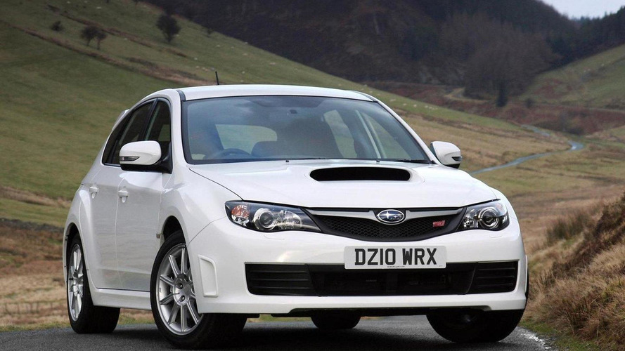 Subaru UK announces complimentary Prodrive Performance Pack on WRX and STI
