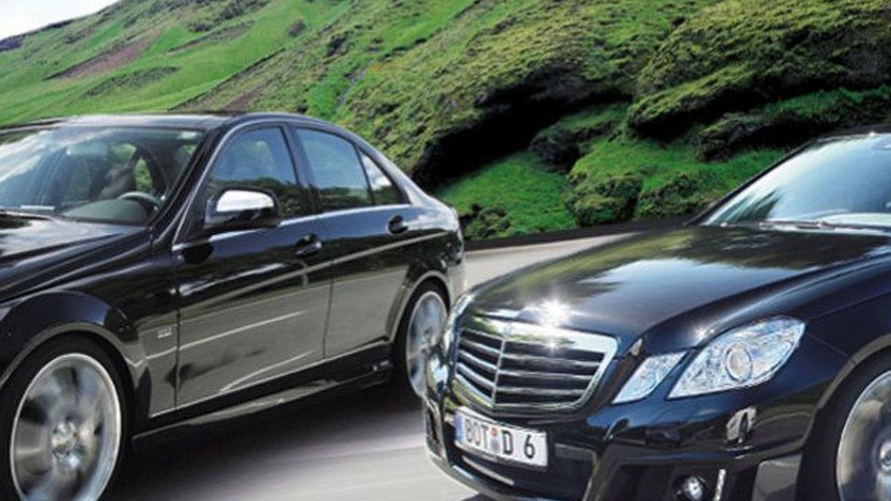 BRABUS ECO PowerXtra CGI, Mercedes C-Class and E-Class sedans - 1282 - 08.04.2010