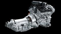 2009 Nissan Fuga Hybrid Powertrain