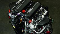 Audi R15 TDI Le Mans Engine V10 TDI 14.06.2010