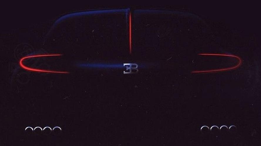 New Bugatti Bordeaux details emerge - multiple concept models proposed