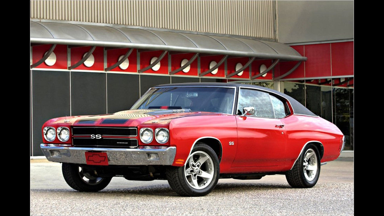 Chevelle SS 396 (1970)