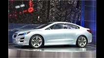 Subaru-Neuheiten für Genf