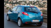 Mazda setzt den Pinsel an