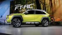 Toyota FT-AC Concept Live Photos