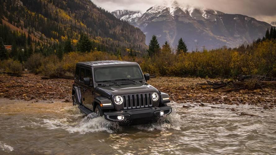Jeep Wrangler Plug-In Hybrid 2020 model yılında geliyor