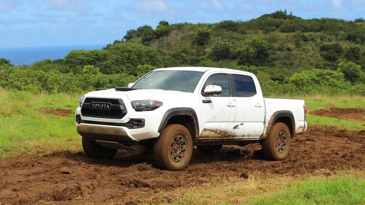 8. Compact/Midsize Pickup Trucks: Toyota Tacoma